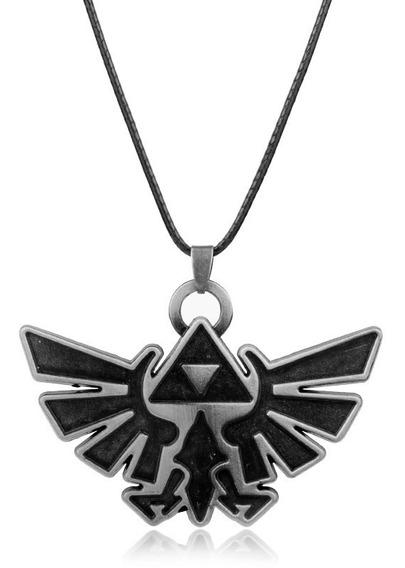 Colar Triforce Zelda