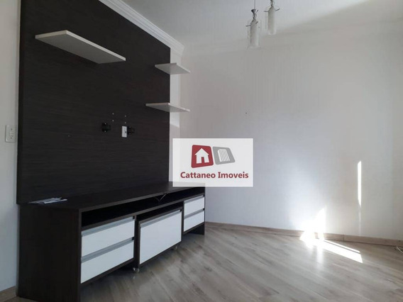 Casa Com 3 Dormitórios À Venda/locação, 82 M² - Ca0170