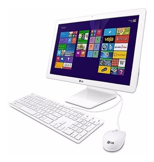Micro All-in-one (quad N2930,4gb,hd500,mon 21,5,win10)(LG)