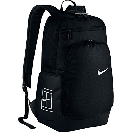 Mochila Nike Court Tech 2.0 Tennis Backpack Black/white