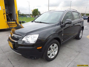 Chevrolet Captiva Sport At 2300cc 4x2