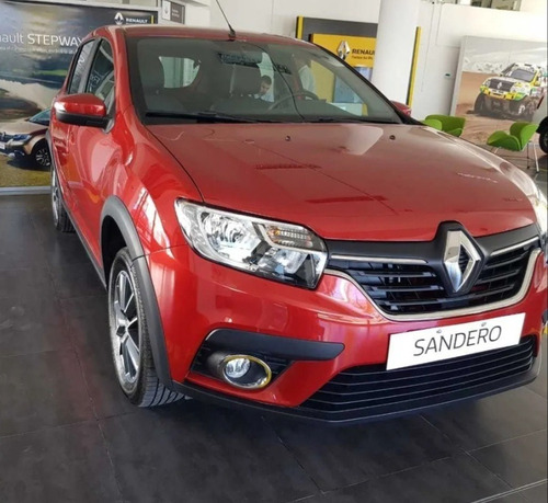 Renault Sandero 1.6 16v Intense Cvt Entrega Inmediata     Jl