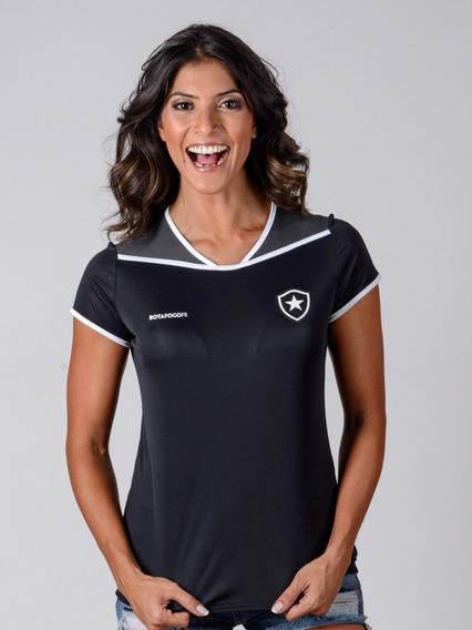 Camisa Feminina Botafogo Up Oficial