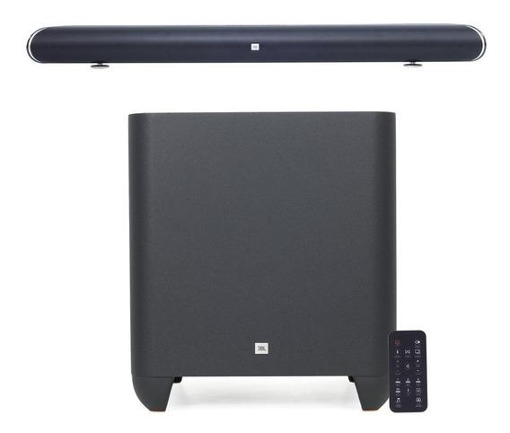 Soundbar Jbl 2.1 Cinema Sb450 4k Ultrahd Bt Sub Wireless