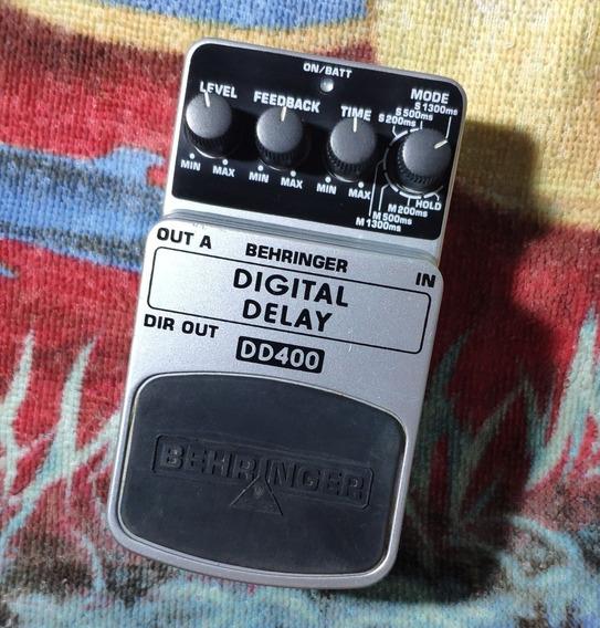 Behringer Dd400 Digital Delay - Willaudio