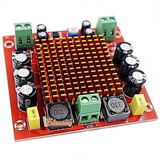 Modulo Amplificador Clase D Mono 150w