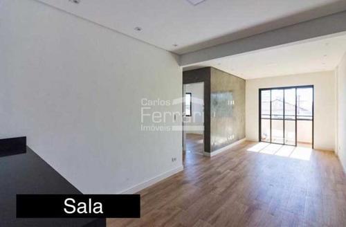 Imagem 1 de 12 de Lindo E Charmoso Apartamento Na Região De Santana  - Cf34855