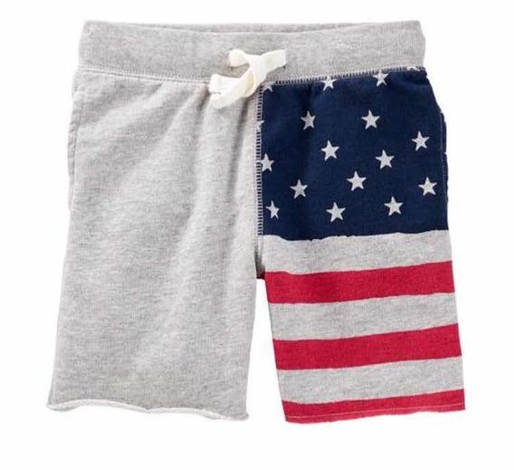 Short América Infantil Carters