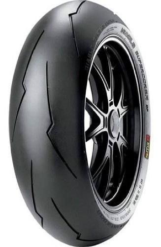 Pneu Pirelli Diablo Supercorsa 180/55 Zr17 M/c 73w Tl Sp V2