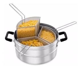 Cozer Caçarola Para Cozinhar Massa 18 Litros - Ref Abc801