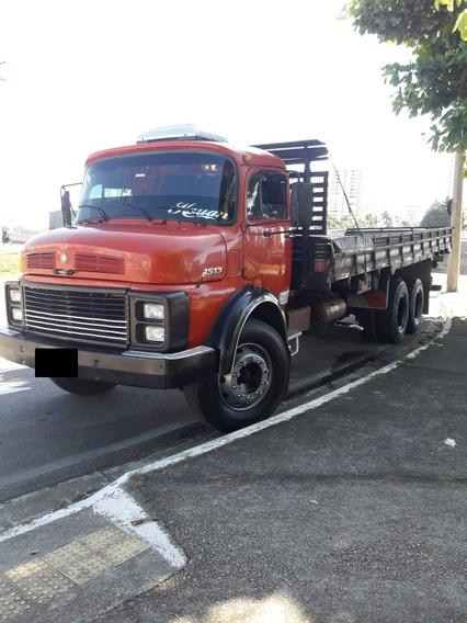 Caminhão Truck Mb 1513 Excelente Estado