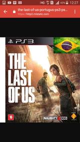The Last Of Us Portugues Ps3 Midia Digital