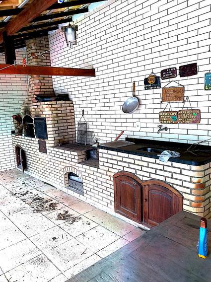 Linda Casa Com 3 Suites, Piscina, E Area Goumert