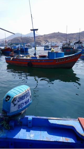 Vendo Embarcacion Pesqueras De 6 Toneladas