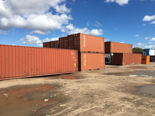 Contenedor Maritimo Container 20 Pies Nacionalizados
