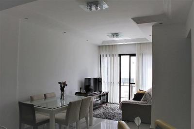 Apartamento Em Tatuapé, São Paulo/sp De 85m² 3 Quartos À Venda Por R$ 630.000,00 - Ap235637