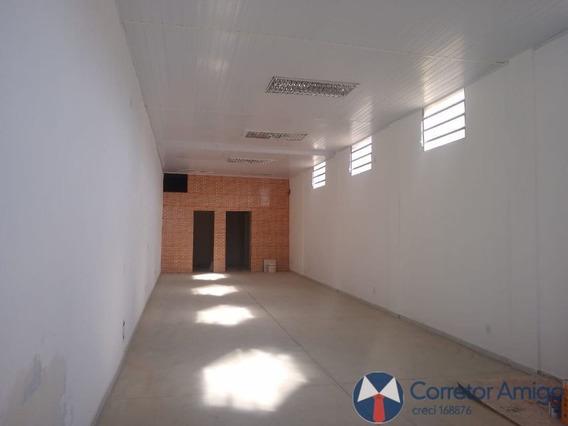 Salão Comercial Com 3 Banheiros E Copa - Ml628