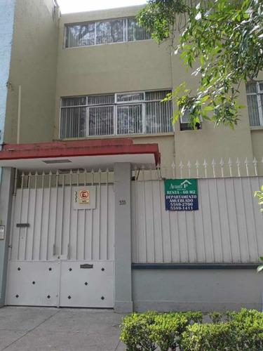 Imagen 1 de 14 de Departamento En Renta En Polanco Amueblado