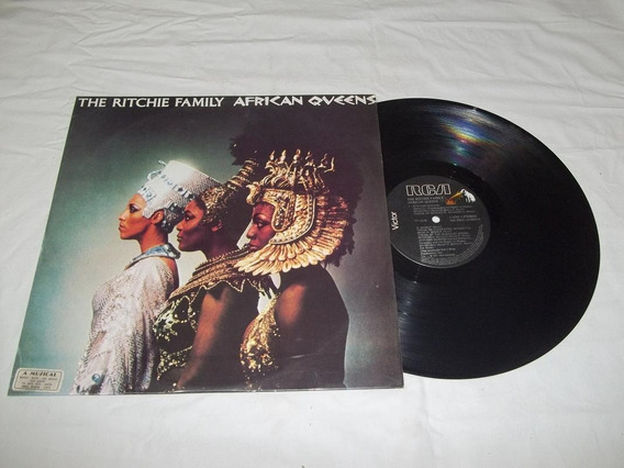 Vinil Lp - The Ritchie Family - African Queens