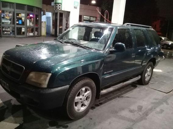 Chevrolet Blazer 2.4 Nafta Gnc