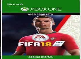 Fifa 18 Xbox One Código 25 Dígitos - Copa Do Mundo 2018