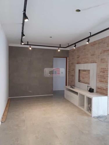 Imagem 1 de 9 de Apartamento Com 3 Dorms, Santa Maria, São Caetano Do Sul - R$ 670 Mil, Cod: 609 - V609