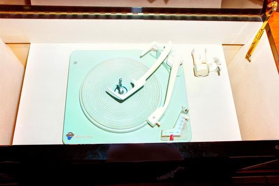 Consola Toca Discos Marca Sonora Punto Azul
