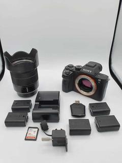 Camara Fotografica Profesional Sony Alpha 7 S Ii