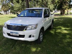 Toyota Hilux Sr 2.5 4x2