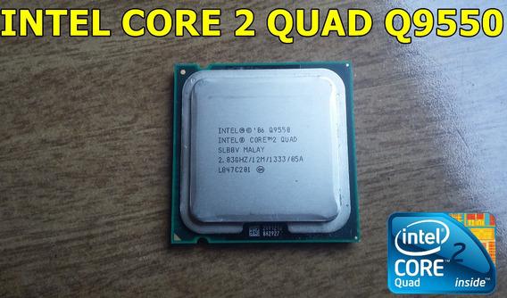 Intel Core 2 Quad Q9550 2.83ghz
