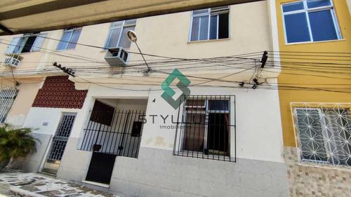 Imagem 1 de 15 de Casa De Vila-à Venda-engenho Novo-rio De Janeiro - C70323