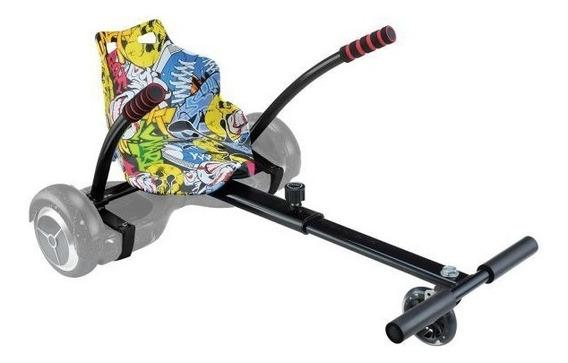 Carrinho Para Hoverboard Universal 6,5, 8 E 10 Hiphop