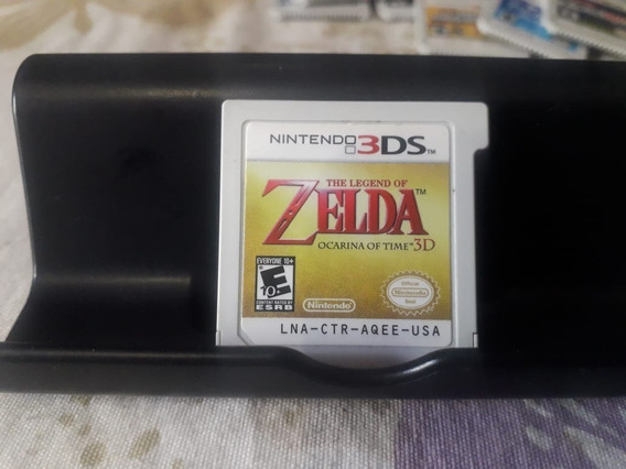 Cartucho Zelda Ocarina Of Time (americano)