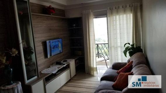 Apartamento Residencial À Venda, Bonfim, Campinas. - Ap1146