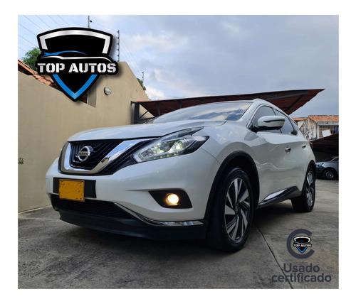 Nissan Murano 2018 3.5 Z52 Exclusive