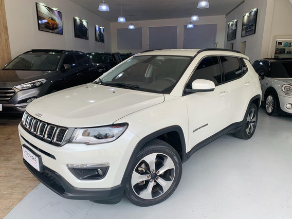 Jeep Compass 2.0 16v Flex Longitude Aut