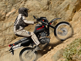 Motocicleta Suzuki Dr650 Doble Propósito 2019 Nueva