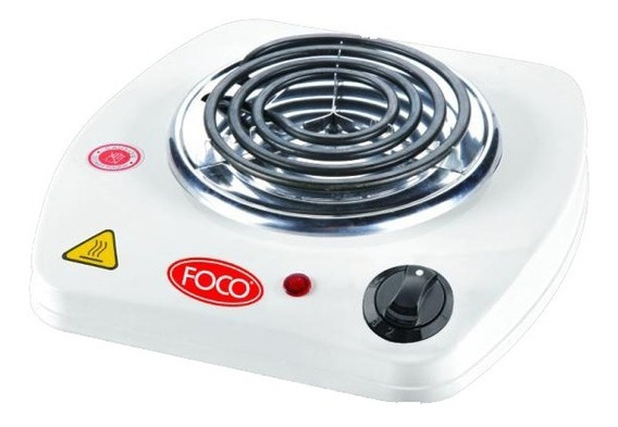 Anafe Electrico 1 Hornalla Foco 1500 W C/termostato