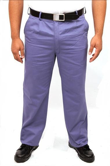 Pantalon De Trabajo. Azul Marino, Verd, Beige, Azulino Y Bla