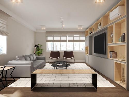 Excelente Apartamento No Jardim América - Pj49923