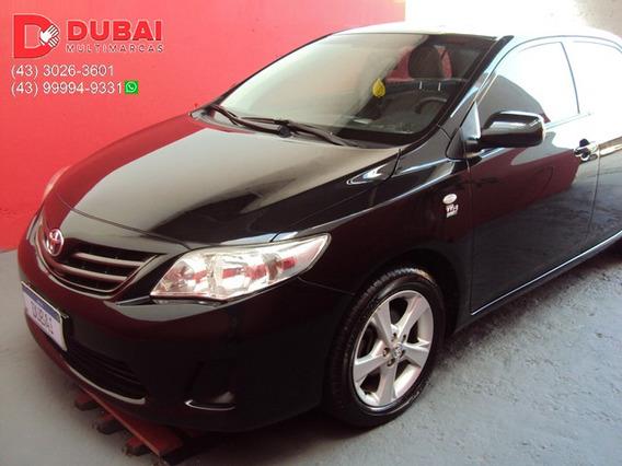 Toyota Corolla Gli 1.8 Flex (aut.)(couro) - Periciado - 2013