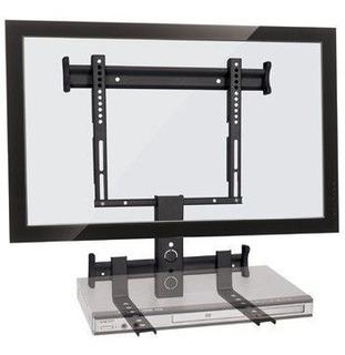 Suporte Tv Lcd/plasma E Dvd 19 A 40 Fixo Modelo Stpf66 Combo