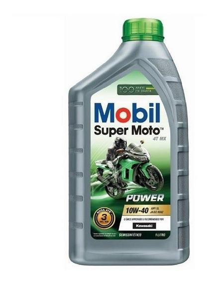 Oleo Motor 4 T (10w-40) Mx Power Semi Sintetico Mobil