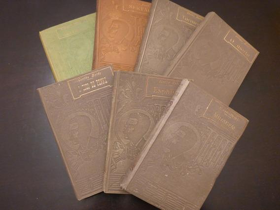 Livro Raro Antigo Coelho Neto 1912 - 1921, 7 Volumes