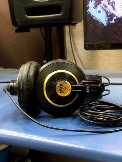 Headphone Fone Akg K240 Studio Ñ Senheiser