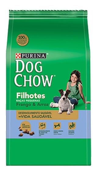 Ração Nestlé Purina Dog Chow Filhotes Frango E Arroz 15 Kg