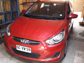 Hyundai Auto Hyundai Accent 1.4 Gl Rb Ac 6mt 4p 2014 Excelen