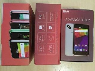 Blu Advance L2 4.0 Doble Sim ***new***