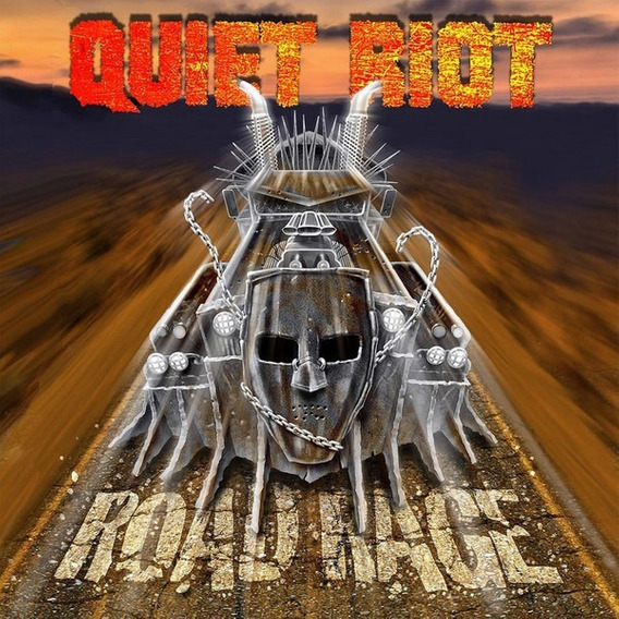 Quiet Riot Road Rage-audio Cd