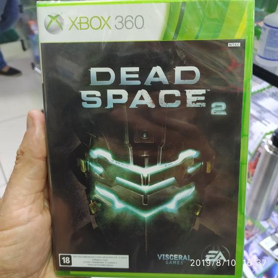 Dead Space 2 Xbox 360 Mídia Física Lacrada Original